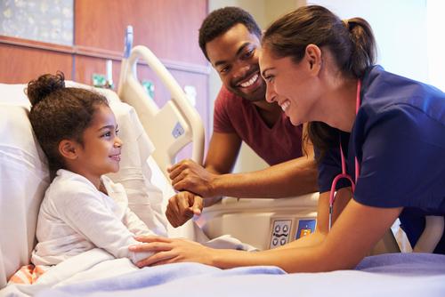 dream nursing job